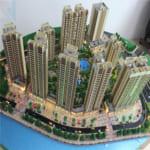 Mô hình kiến trúc chung cư, Mô hình kiến trúc cao ốc